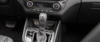 Коробка передач Hyundai Creta