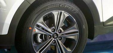 Колесо Hyundai Creta