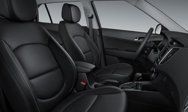 Hyundai Creta сидения