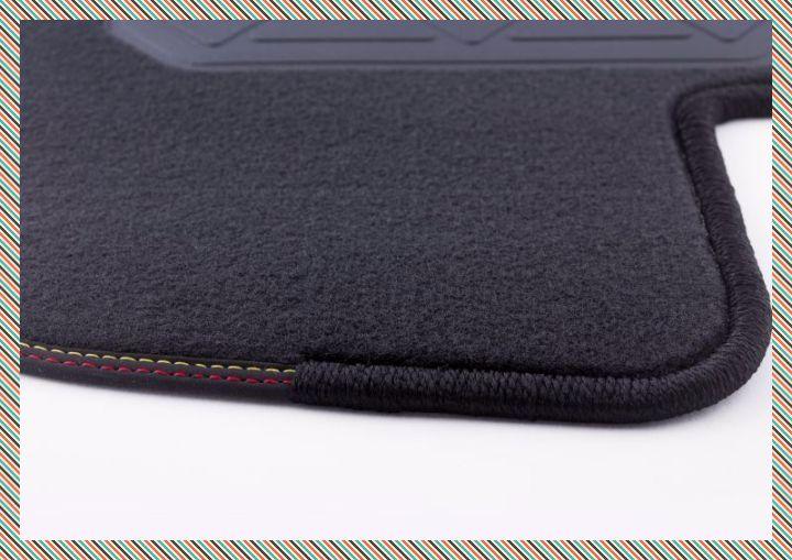 Текстильный коврик