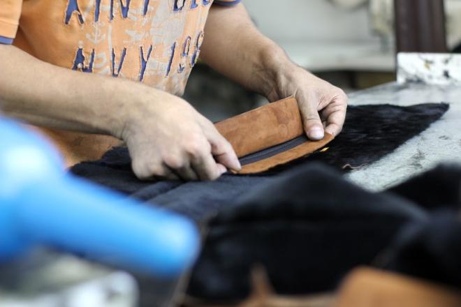Производство чехла