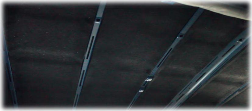 фото потолка хендай