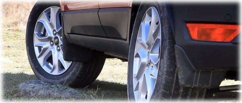 фото авто с летними шинами