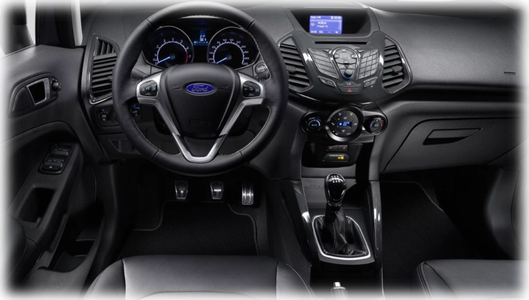 Форд Экоспорт механика