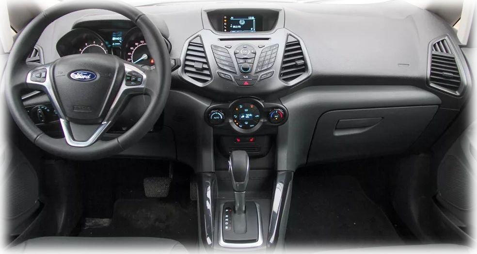 Форд Экоспорт автомат