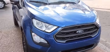 Форд Экоспорт 2018 фото