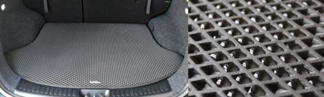 ева коврики в багажник