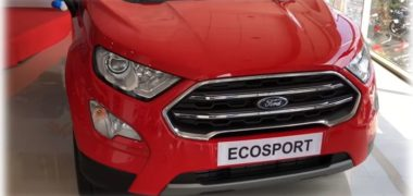 Форд Экоспорт 2018