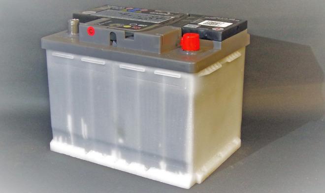 аккумулятор дастер