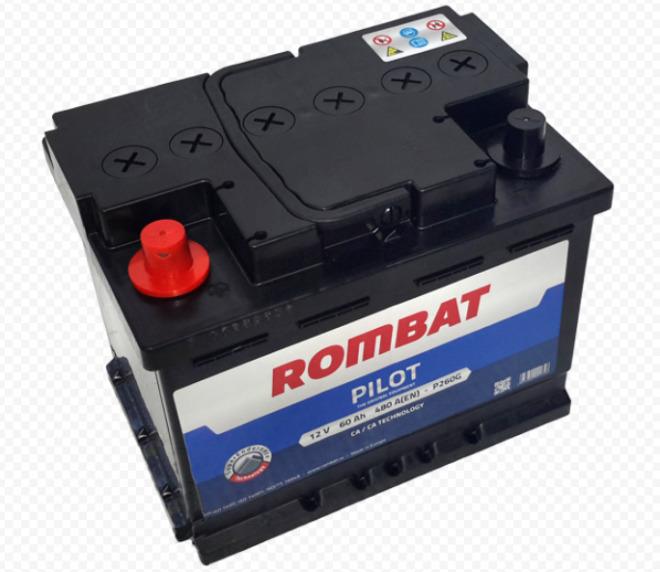 Аккумулятор Duster Rombat