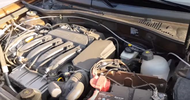 двигатель дастер 2.0