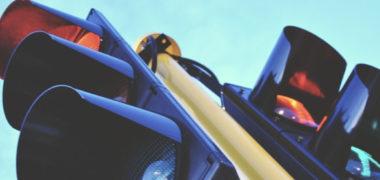 Сколько штраф за проезд на красный свет в 2018 году