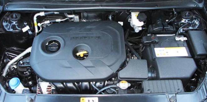 мотор 1.6 киа соул