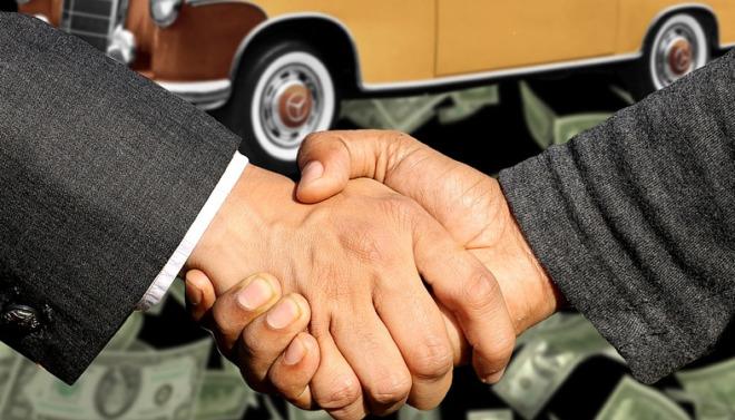 Как продать авто по договору купли продажи