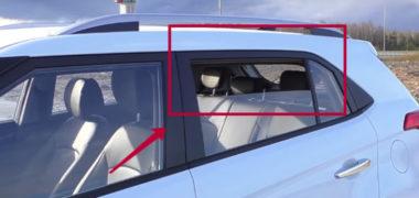 Доводчики автомобильных стекол