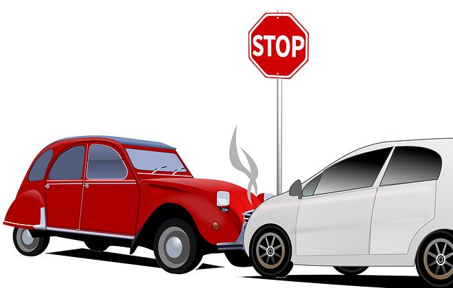 история аварий авто