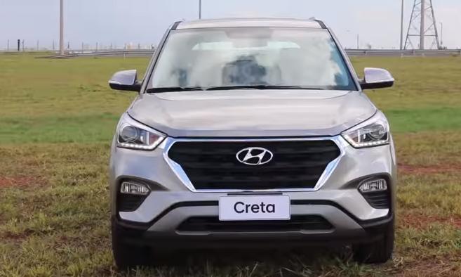 новый кузов creta 2019