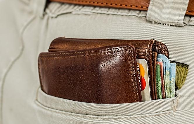 денежки в кармане