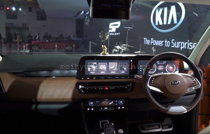 Kia SP Compact SUV