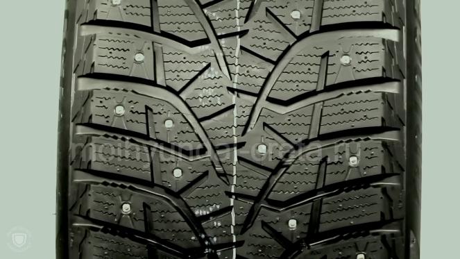 Зимняя резина на Хендай Крета. Bridgestone Blizzak Spike-02 SUV