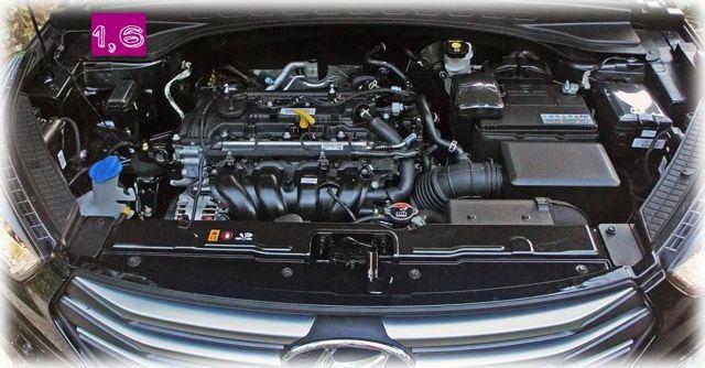 Крета Хендай ресурс. Двигатель 1.6 литра