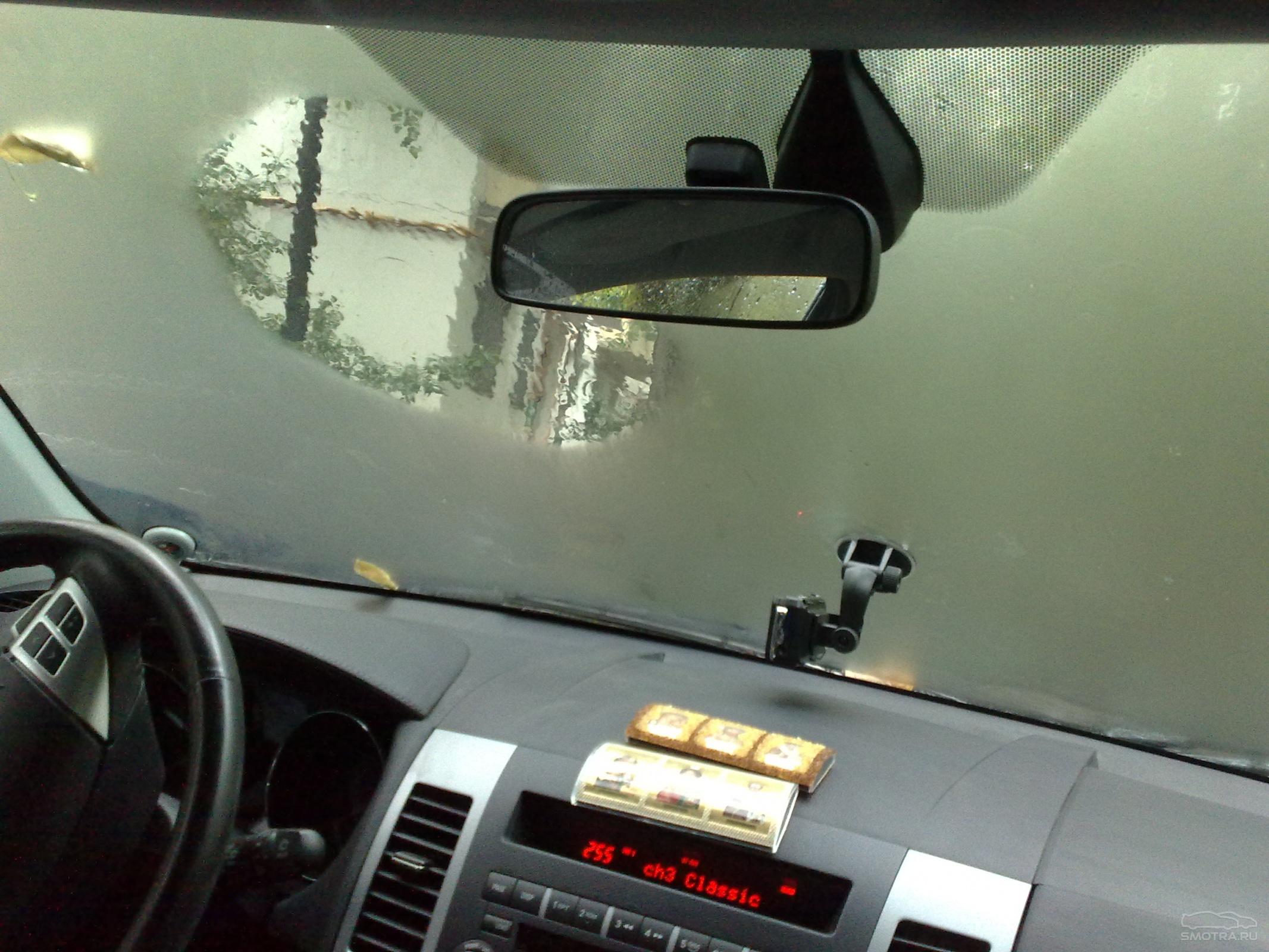 Запотевают окна в машине