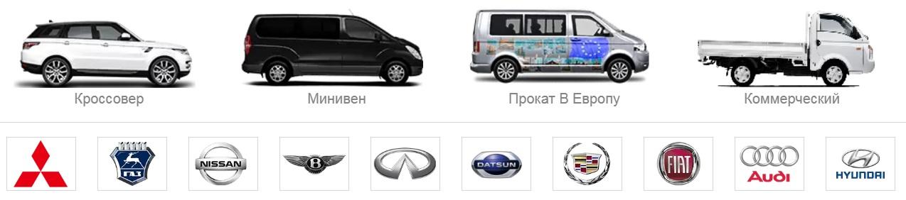 Прокат авто в Москве без водителя