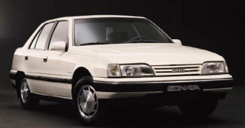 История Hyundai