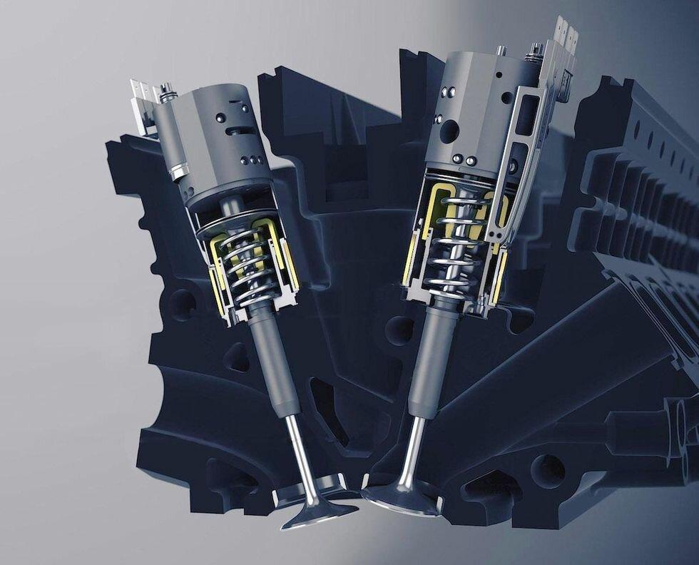 Двигатель будущего