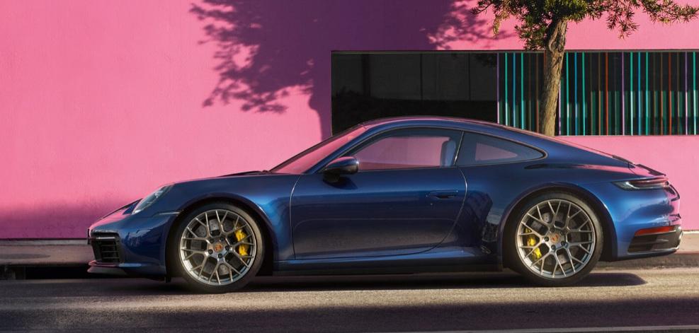 Porsche Москва